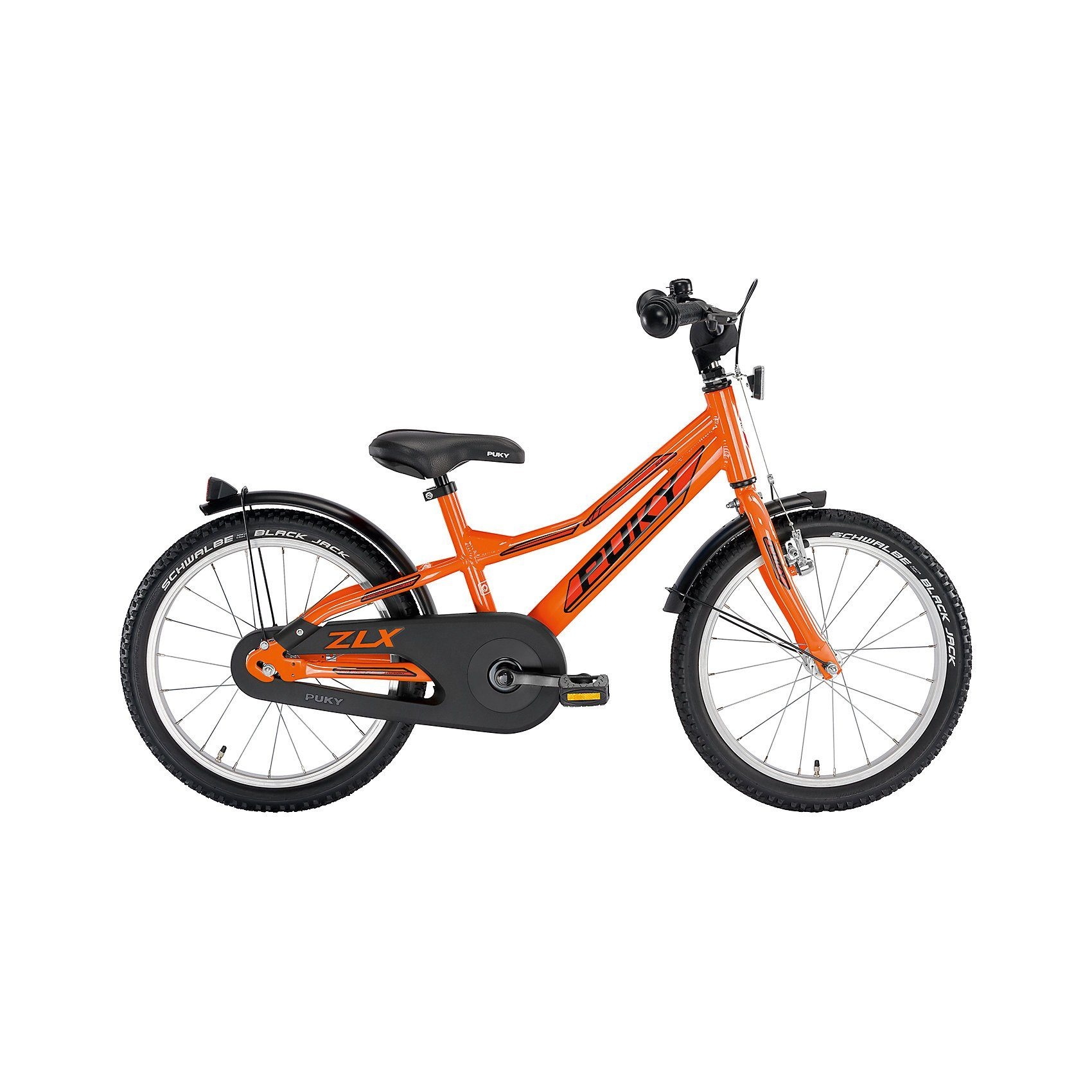 Puky Kinderfahrrad ZLX 18-1 Alu racing, orange