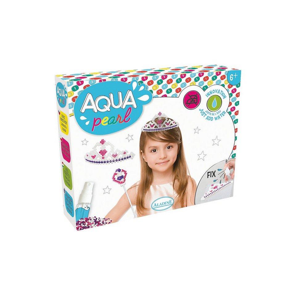 Aladine Aqua Pearl Set Krone online kaufen