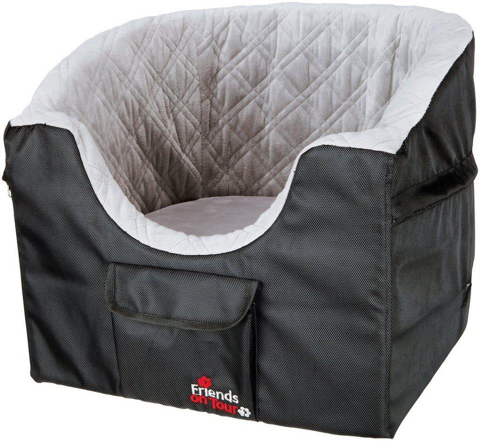 trixie autositz f r hunde f r kleine hunde bxl 45x42 cm online kaufen otto. Black Bedroom Furniture Sets. Home Design Ideas