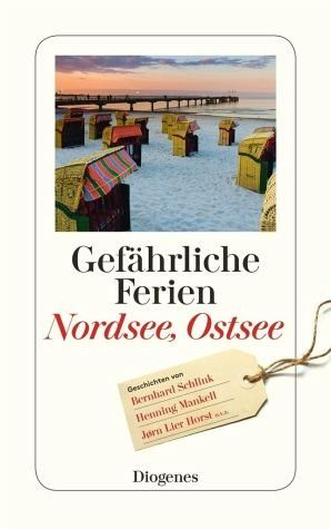 Broschiertes Buch »Gefährliche Ferien - Nordsee, Ostsee«