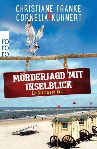 Broschiertes Buch »Mörderjagd mit Inselblick / Ostfriesen-Krimi Bd.4«