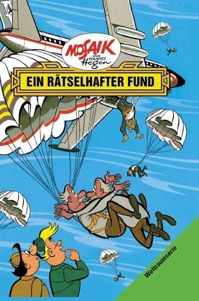 Gebundenes Buch »Die Digedags. Weltraum-Serie 04. Ein...«