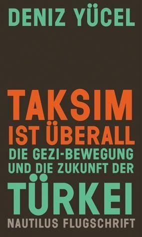 Broschiertes Buch »Taksim ist überall«