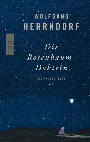 Gebundenes Buch »Die Rosenbaum-Doktrin«