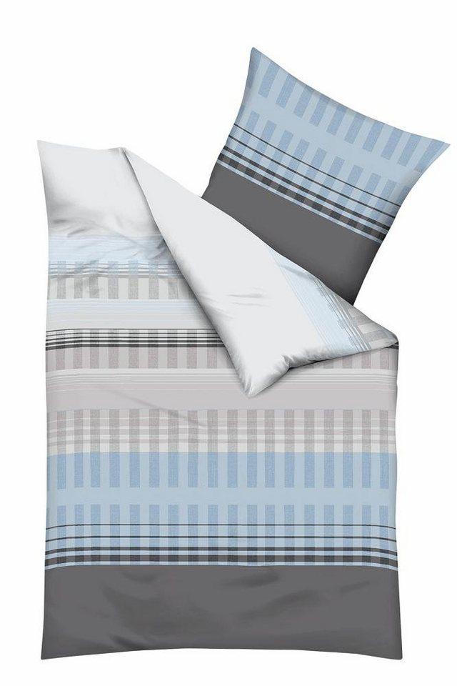 bettw sche kaeppel chasing mit muster kaufen otto. Black Bedroom Furniture Sets. Home Design Ideas