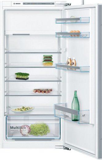 BOSCH Einbaukühlschrank KIL42VF30, 122,1 cm hoch, 54,1 cm breit, Energieklasse A++, 122 cm hoch, FreshSense