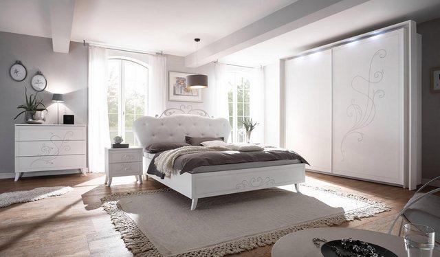 Schlafzimmer Sets - LC Schlafzimmer Set »Tivoli«, (Set, 4 tlg)  - Onlineshop OTTO