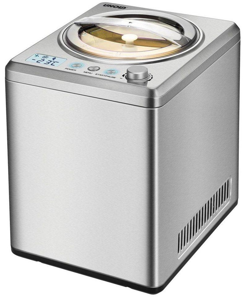 Eismaschinen  Unold Eismaschine Profi Plus 48880, 2,5 l, 250 W | OTTO