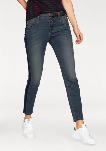 Tom Tailor Ankle-Jeans, im coolen Boyfriend-Style