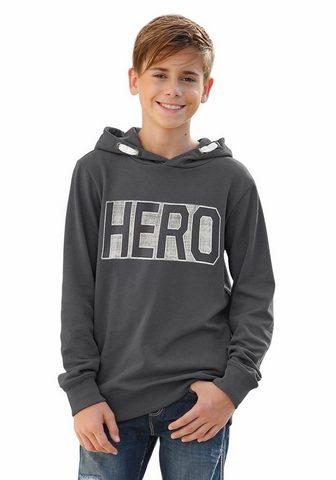 ARIZONA Кофта с капюшоном »HERO«