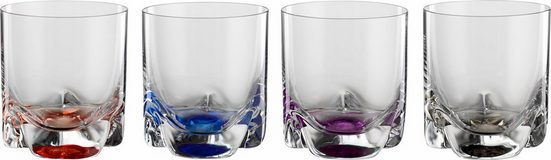 BOHEMIA SELECTION Whiskyglas »BAHAMA« (4-tlg)