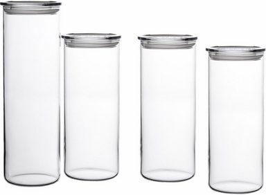 SIMAX Vorratsglas, Glas