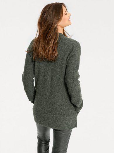 B.C. BEST CONNECTIONS by Heine Oversized-Pullover mit Effektgarn