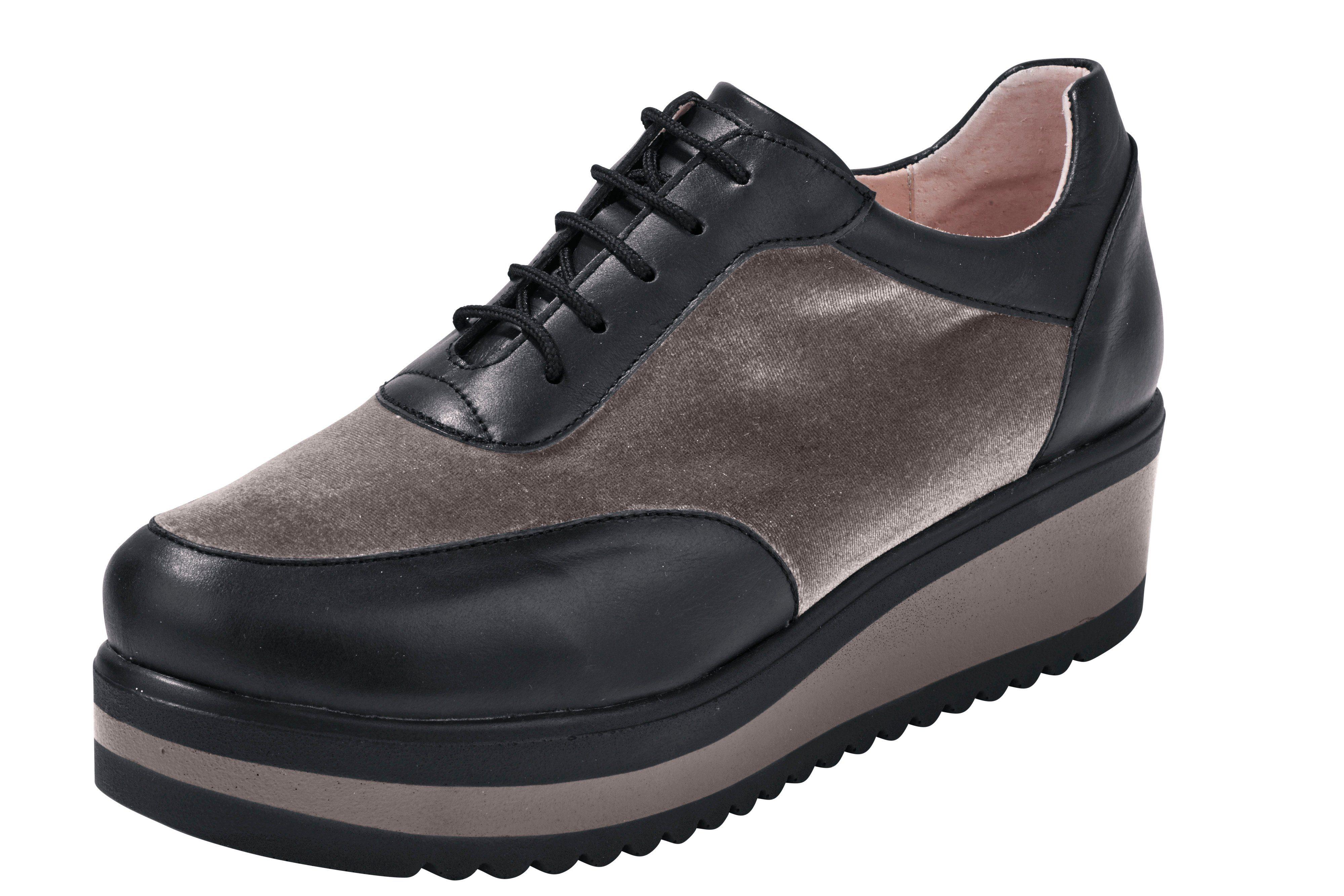 Heine Sneaker online kaufen  schwarz#ft5_slash#grau