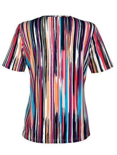 Paola Shirt in elastischer Ware