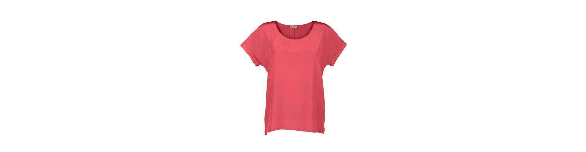 reiner Blusenshirt Moda Seide Alba Alba aus Blusenshirt aus Moda nFXqE0x4