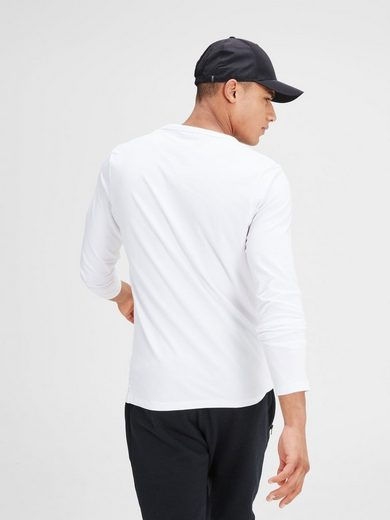 Jack & Jones Basic, mit langen Ärmeln T-Shirt
