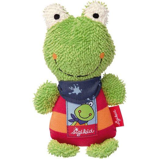 Sigikid Rassel Frosch Folunder Frog (38681)
