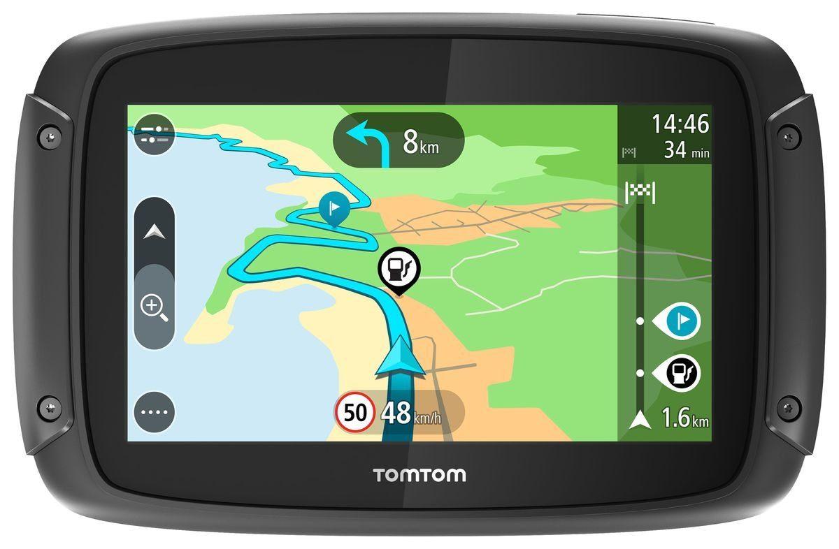 TomTom Motorrad-Navigationsgerät »RIDER 420 Europe«