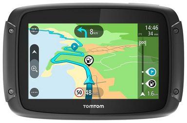 TomTom Motorrad-Navigationsgerät »RIDER 42 Central Europe (19 Länder)«