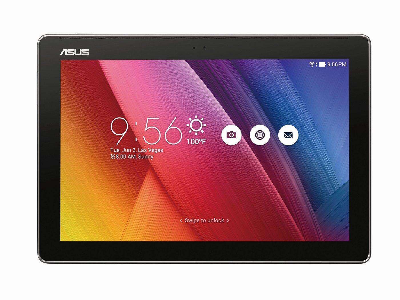 ASUS ZenPad 10 Z300M-6A092A »Quad-Core, 25,7cm (10,1), 128 GB, 2 GB« - Preisvergleich