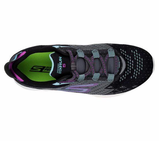 SKECHERS PERFORMANCE Go Run 5 Laufschuh, mit Dämpfung durch 5-Gen-Technology