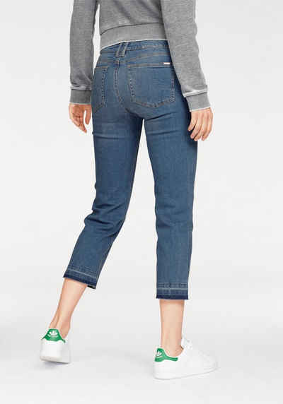 Grunewald Angebote Tom Tailor Denim 7/8-Jeans »Stella«, in Crinkle-Optik