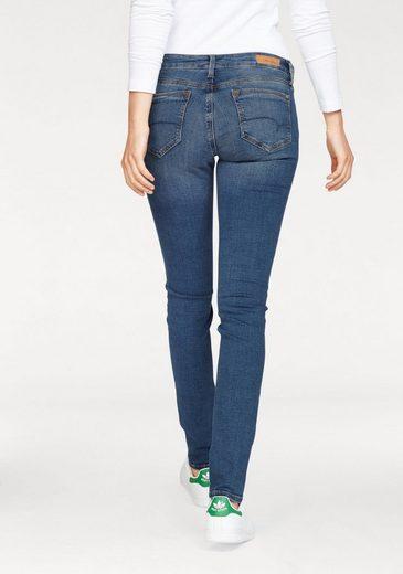 Mavi Jeans Skinny-fit-Jeans ADRIANA, in Double Black Technology