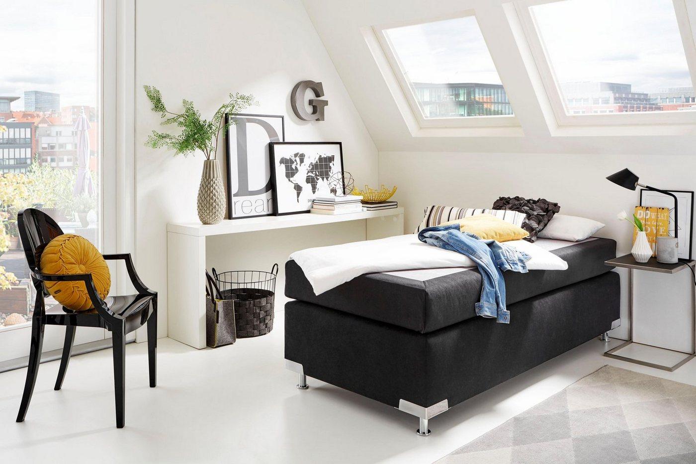 polsterbett ohne kopfteil machen sie den preisvergleich bei nextag. Black Bedroom Furniture Sets. Home Design Ideas