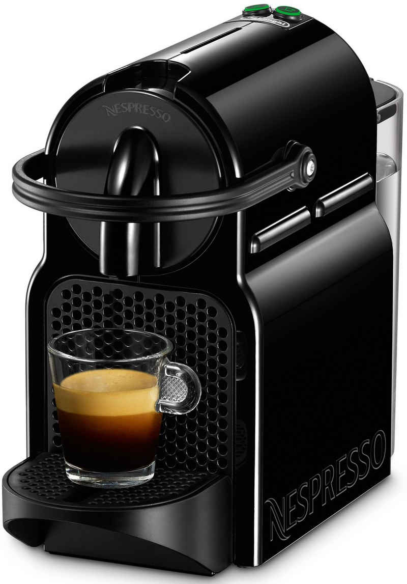 Nespresso Kapselmaschine Inissia EN 80.B, nur 12 cm breit