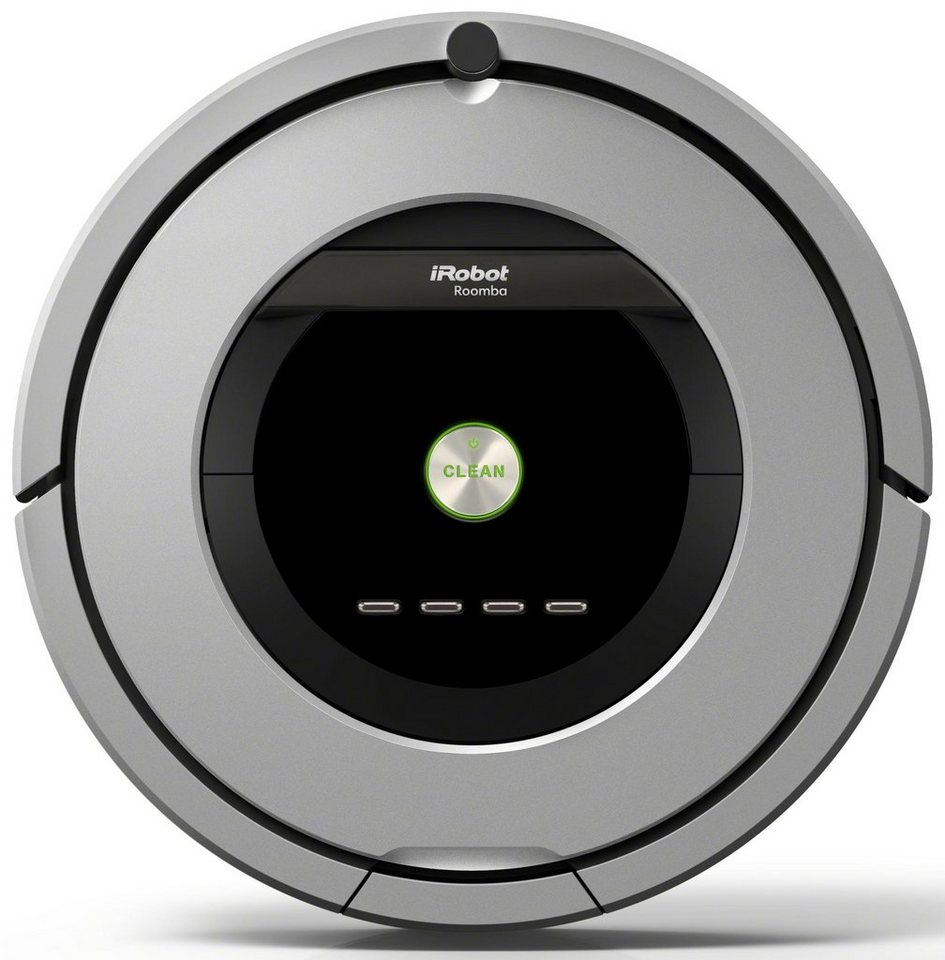 irobot saugroboter roomba 886 beutellos kaufen otto. Black Bedroom Furniture Sets. Home Design Ideas