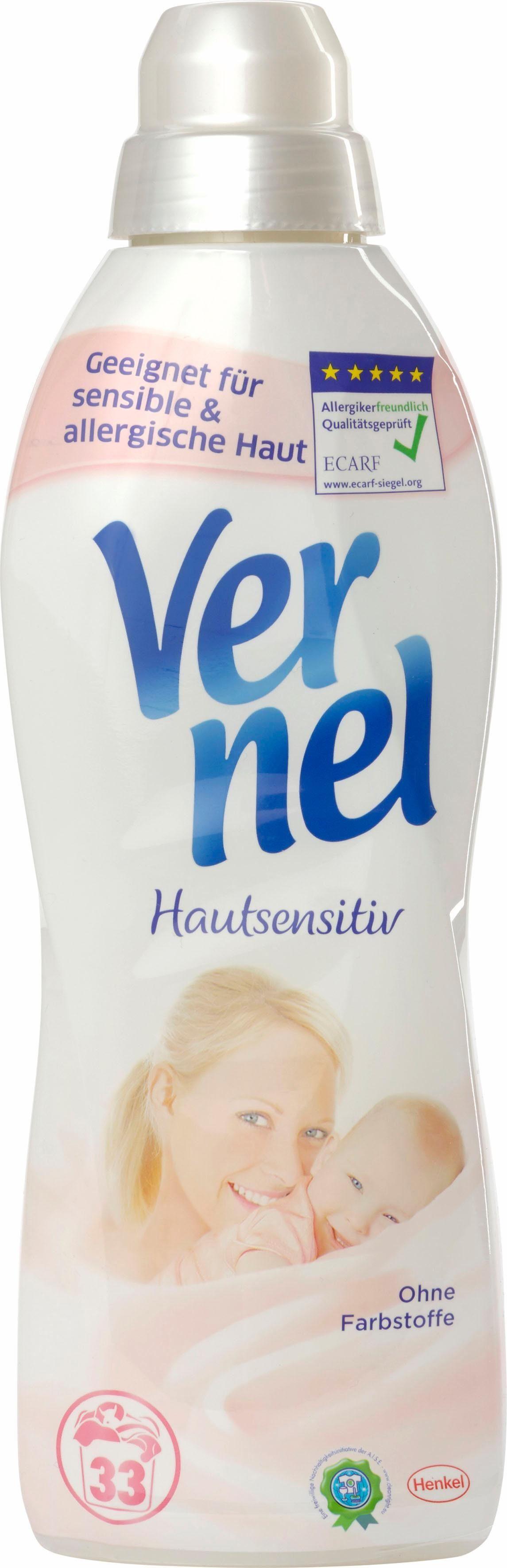 Vernel, »Vernel Weichspüler«, Weichspüler 1 Liter