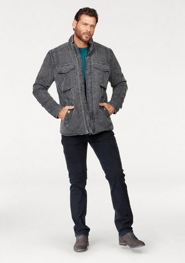 Man's World Steppjacke