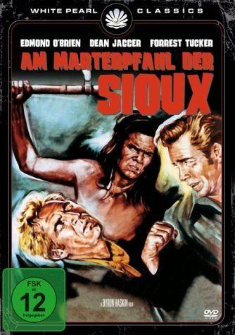 DVD »Am Marterpfahl der Sioux Kinofassung«