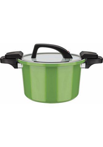 GSW Greitpuodis »ceramica green« (1-tlg.)