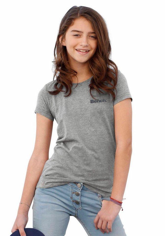 bench t shirt mit logo druck online kaufen otto. Black Bedroom Furniture Sets. Home Design Ideas