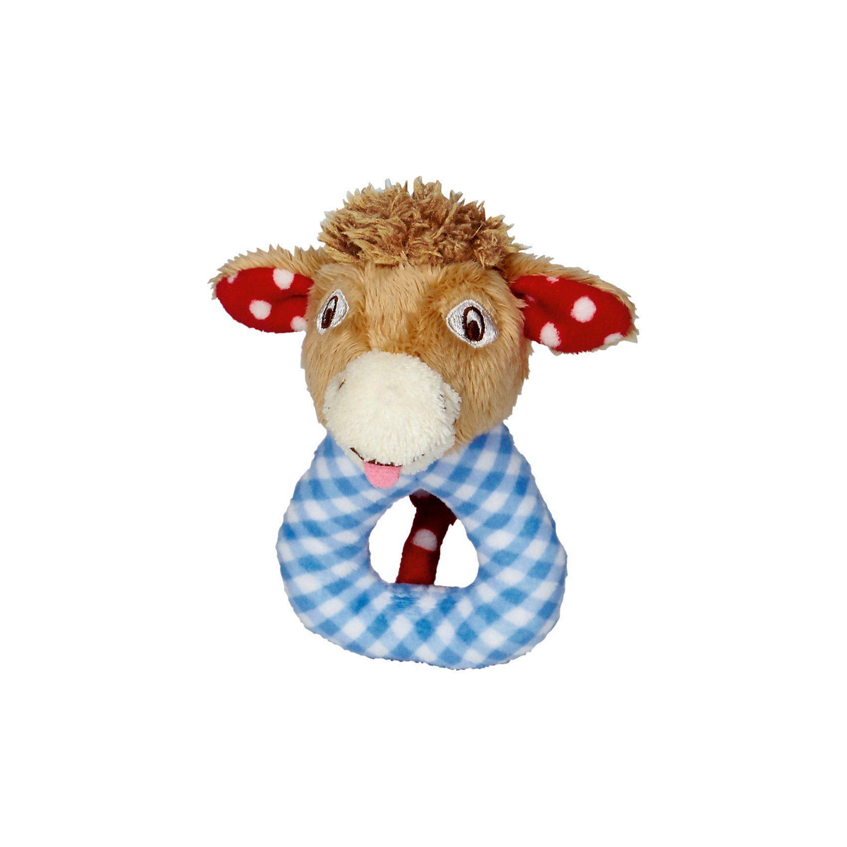 Spiegelburg Minirassel Kuh BabyGlück