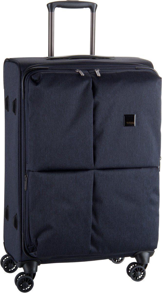 Titan Trolley + Koffer »Square Trolley M«