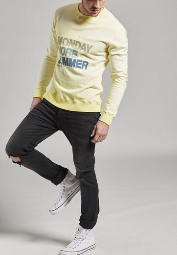 khujo Sweatshirt WESLEY