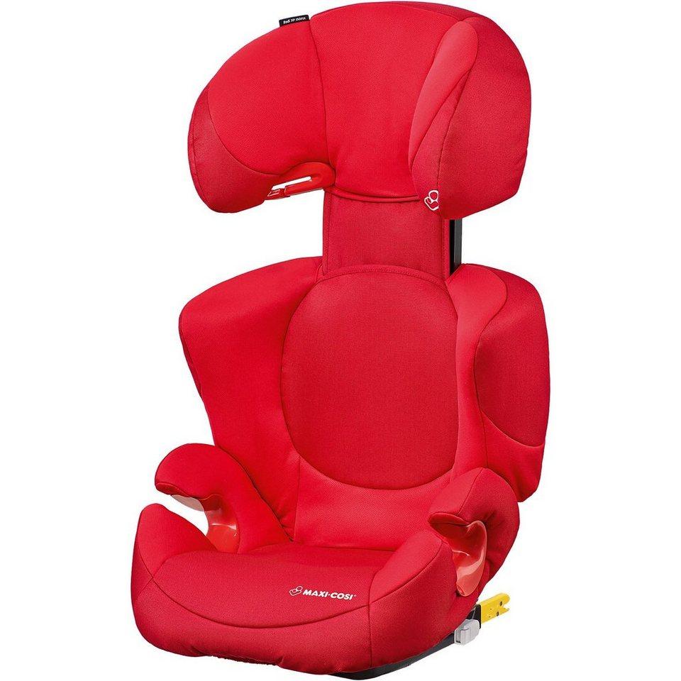 maxi cosi auto kindersitz rodi xp fix poppy red 2018. Black Bedroom Furniture Sets. Home Design Ideas