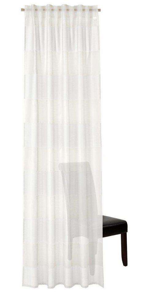 vorhang saigon deko trends verdeckte schlaufen 1 st ck online kaufen otto. Black Bedroom Furniture Sets. Home Design Ideas