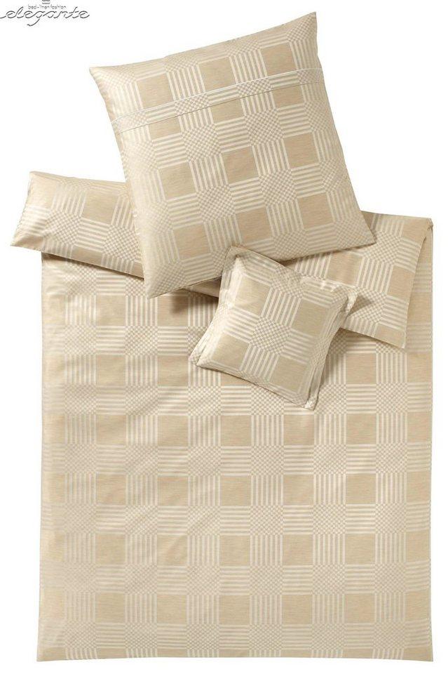 bettw sche palladium elegante mit vierecken otto. Black Bedroom Furniture Sets. Home Design Ideas