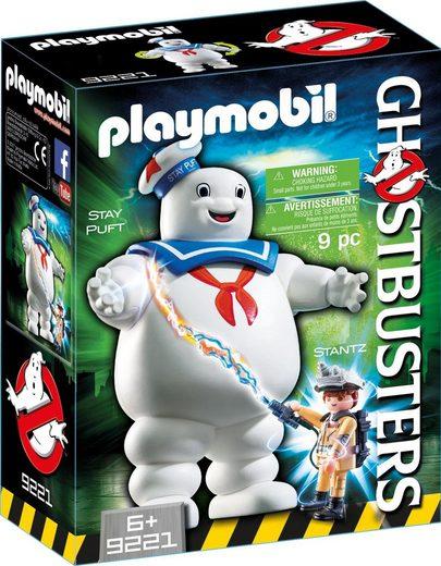 Playmobil® Konstruktions-Spielset »Stay Puft Marshmallow Man (9221), Ghostbusters«