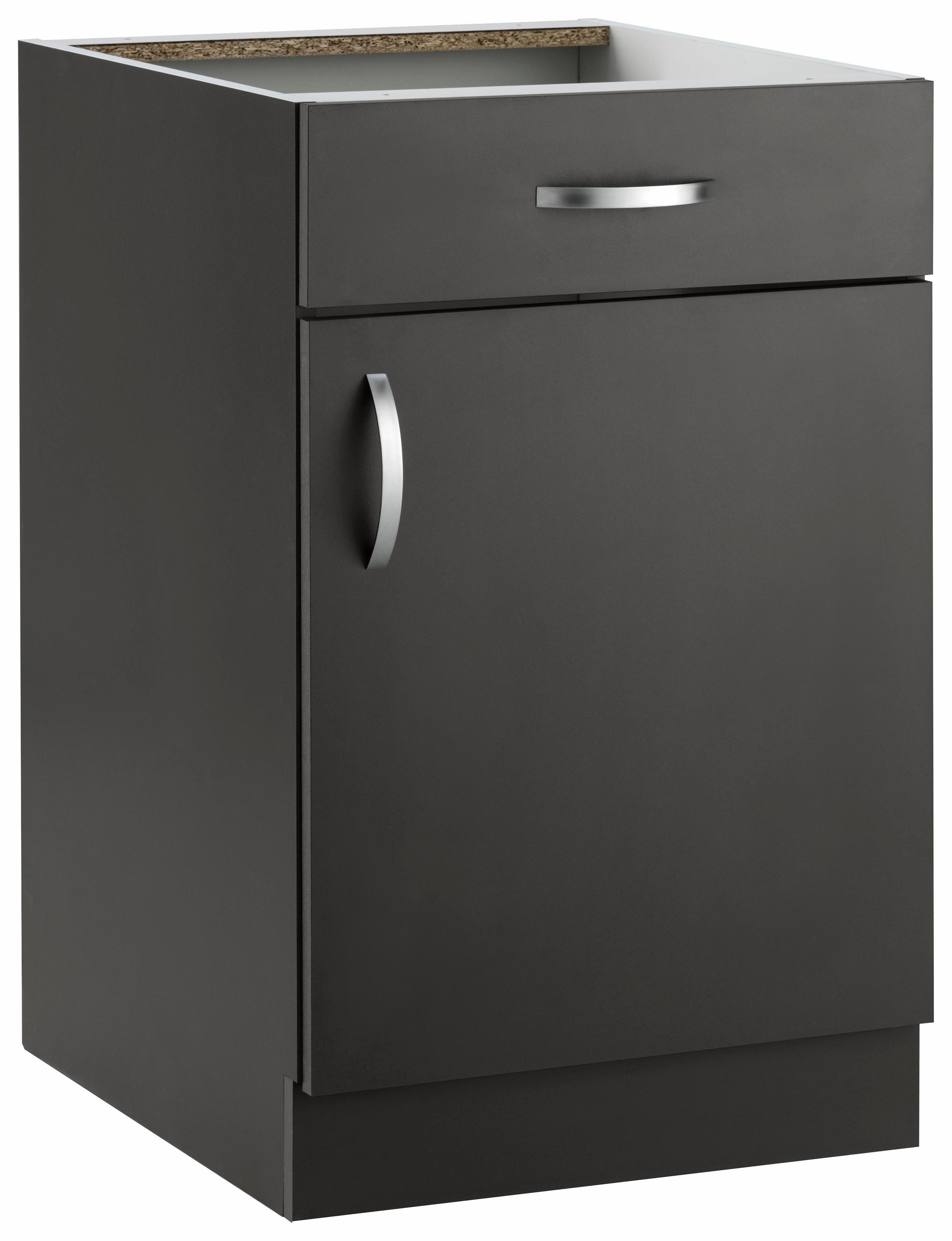 k chenschrank 50 cm breit fd81 hitoiro. Black Bedroom Furniture Sets. Home Design Ideas