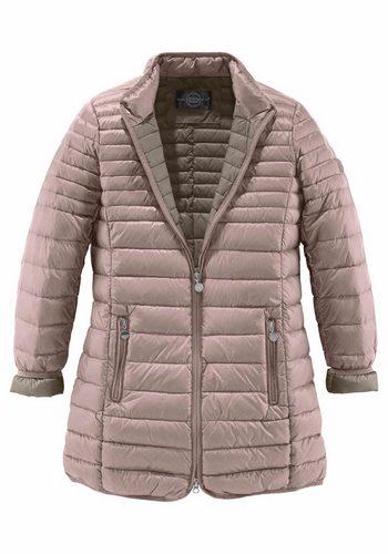 Damen Danwear Steppjacke sehr leicht rosa | 05710289589725