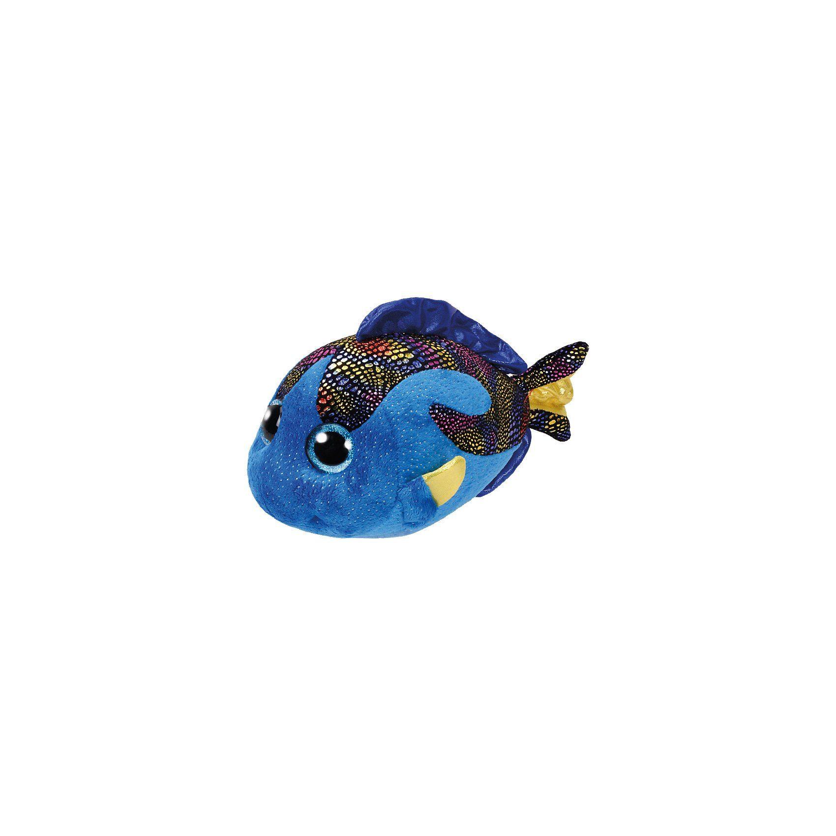 Ty® Fisch Aqua blau, 24 cm