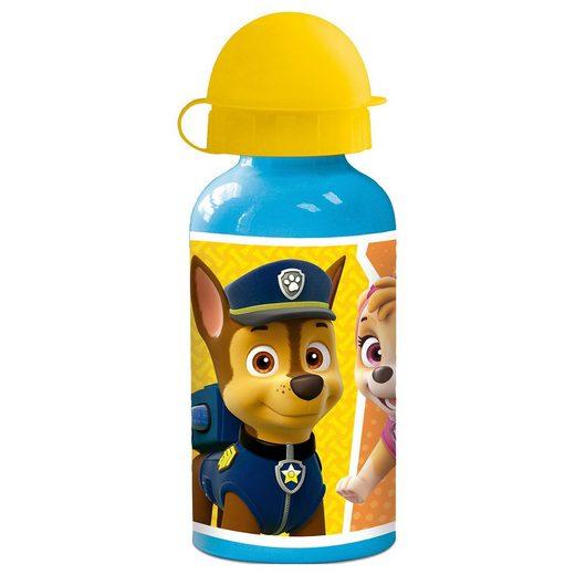 p:os Alu-Trinkflasche PAW Patrol, 400 ml