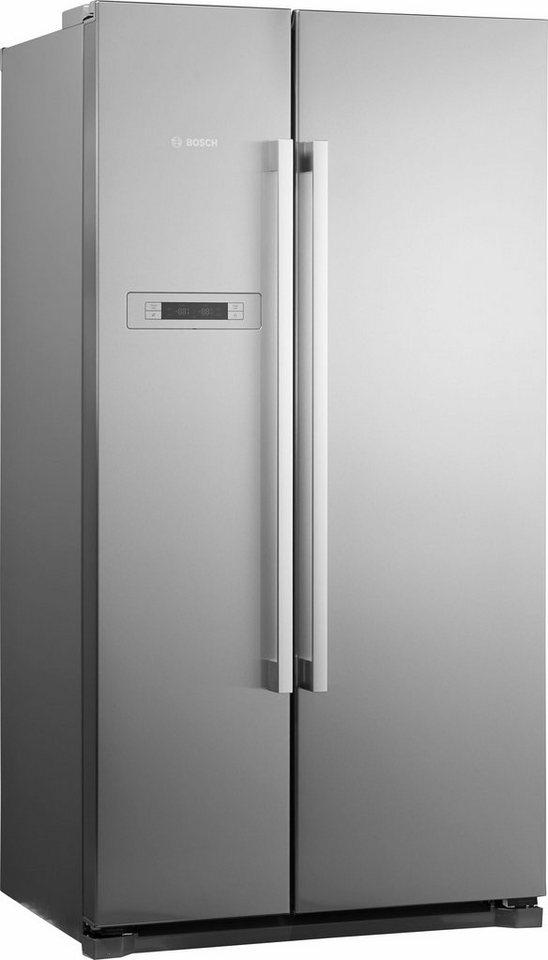 Bosch side by side kan90vi20 177 cm hoch 91 cm breit for Kuchenschranke 90 cm hoch