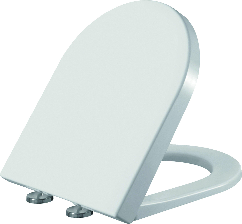 WC-Sitz mit Absenkautomatik