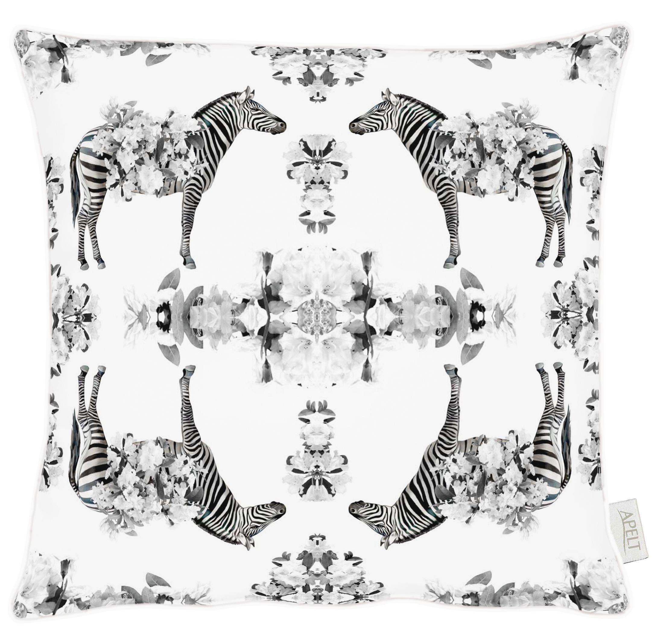Kissen, Apelt, »Zebra« (1 Stück)